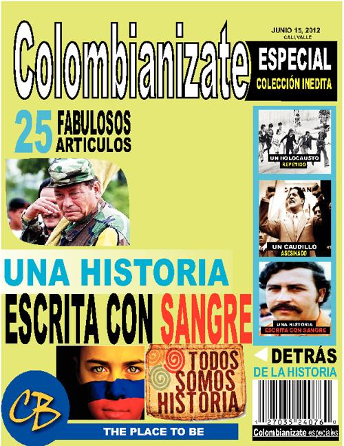 "Revista ""Colombianizate"""