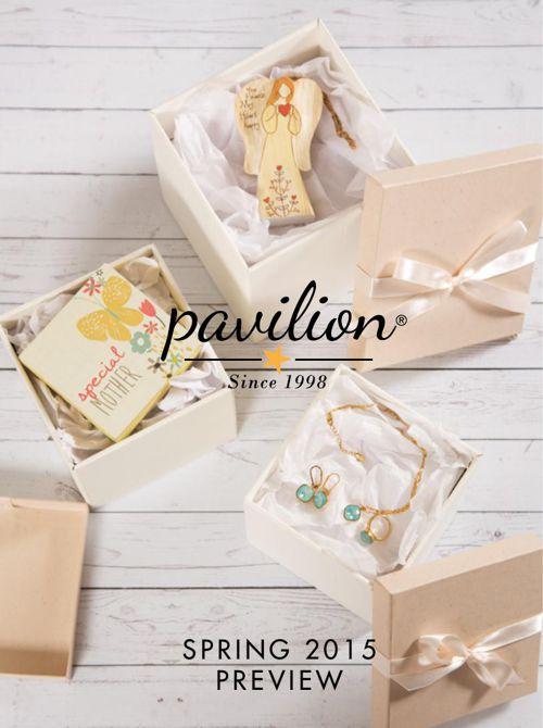 Pavilion Spring 2015 Catalog