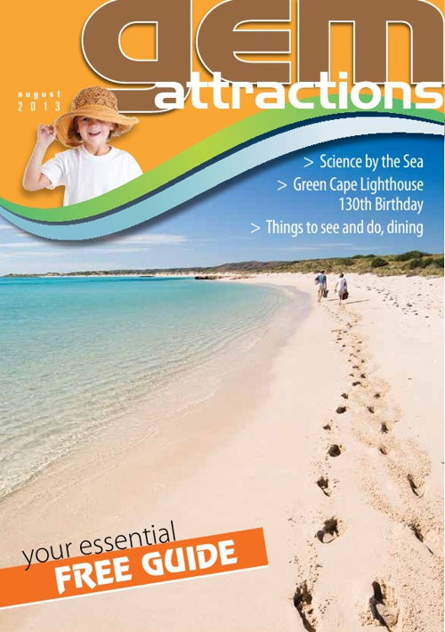 GEM Attractions - August 2013