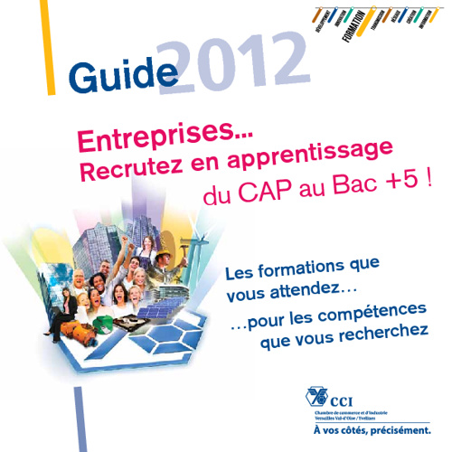 Guides des formations CCIV 2012