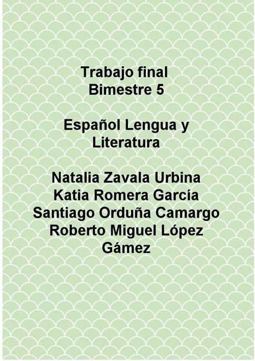 Bimpestre 5 español