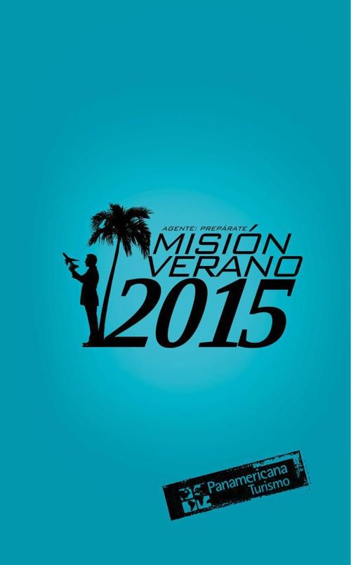 Brochure Miision Verano 2015