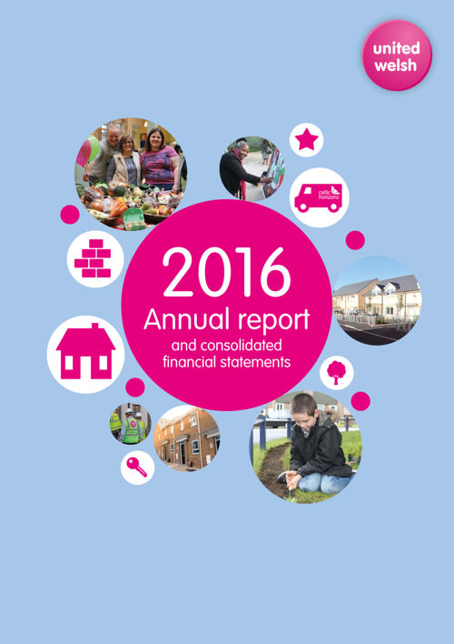 United Welsh Annual Report 2015-16 English
