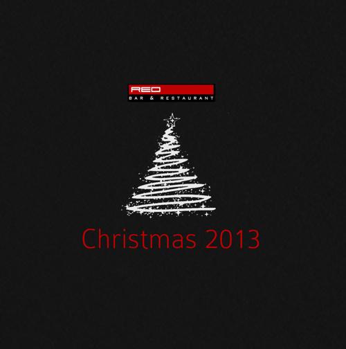 Red Christmas Brochure 2013