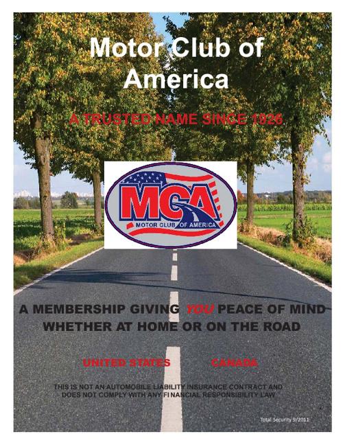 MCA Recruiting Brochure