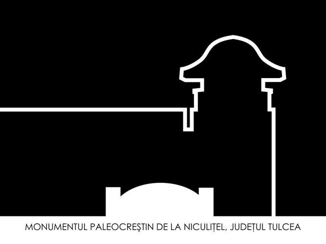Monumentul Paleocreştin de la Niculiţel, jud. Tulcea