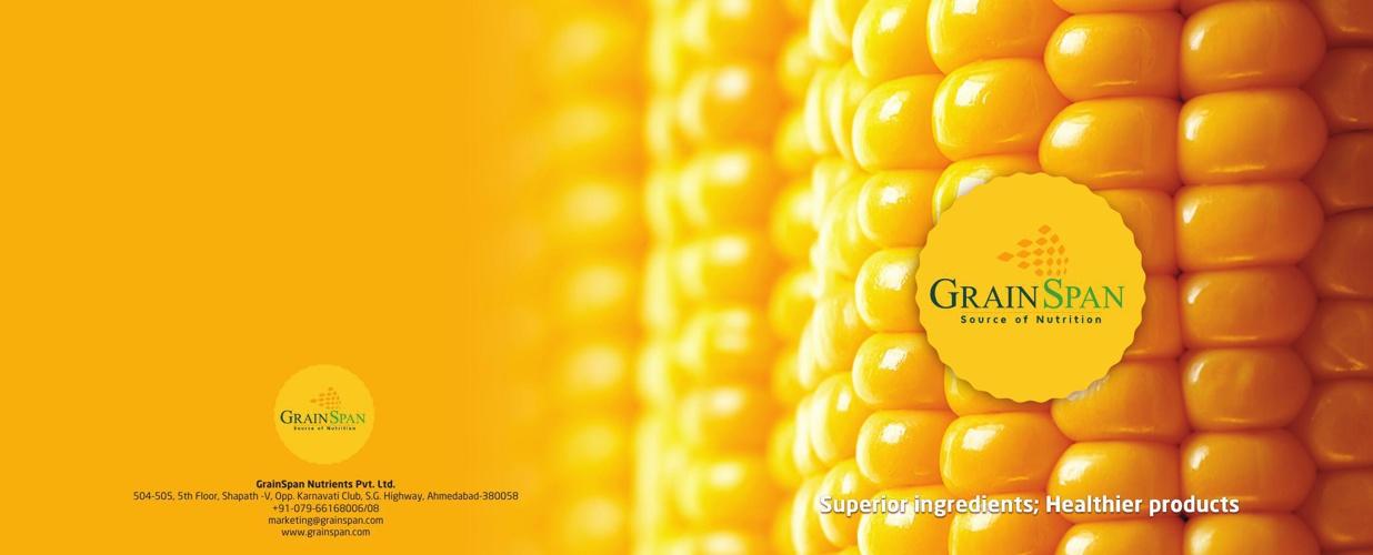 Grain span