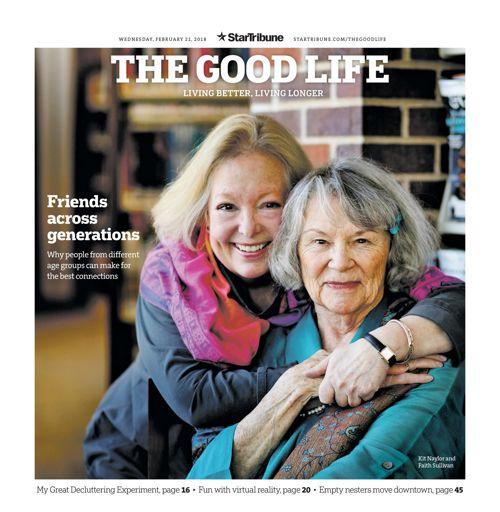 The Good Life  - 2-21-2018