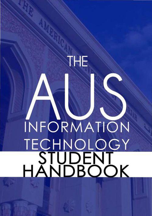 AUS IT Handbook