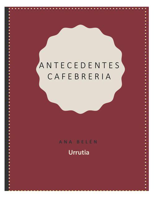 Revista Cafebrería