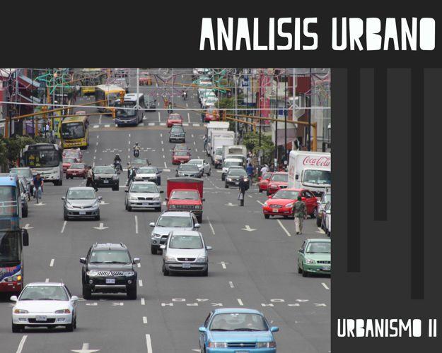 analisis urbanismo 1