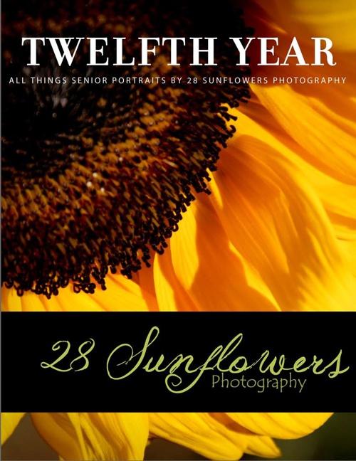 28 Sunflowers Photography ~ Seniors