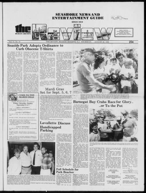 Review August 1986