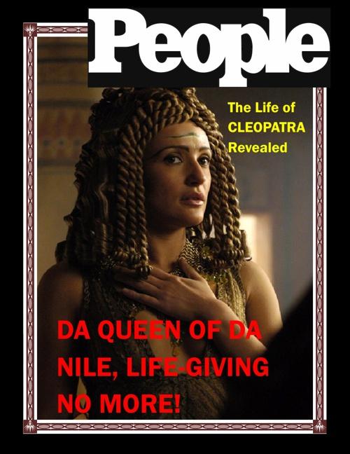 Cleopatra Magazine Tsai