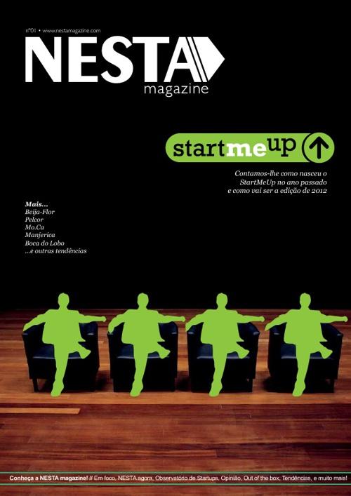 NESTA magazine - Março 2012