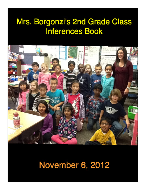 Mrs. Borgonzi's Inference Book