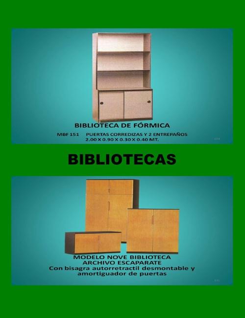 WEB BIBLIOTECAS Y MAS