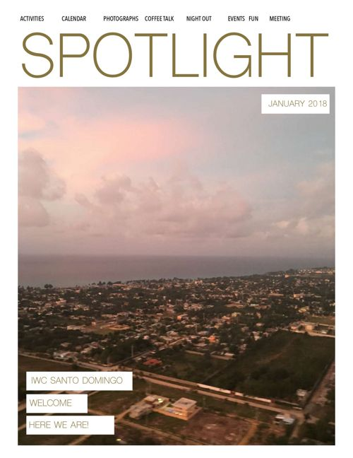 Spotlight - Jan 2018