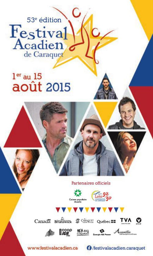 Festival acadien  2015