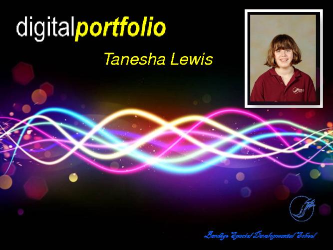 Tanesha's 2012 Portfolio