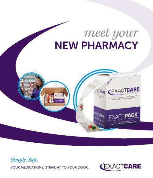 ExactCare Pharmacy: Meet Your New Pharmacy