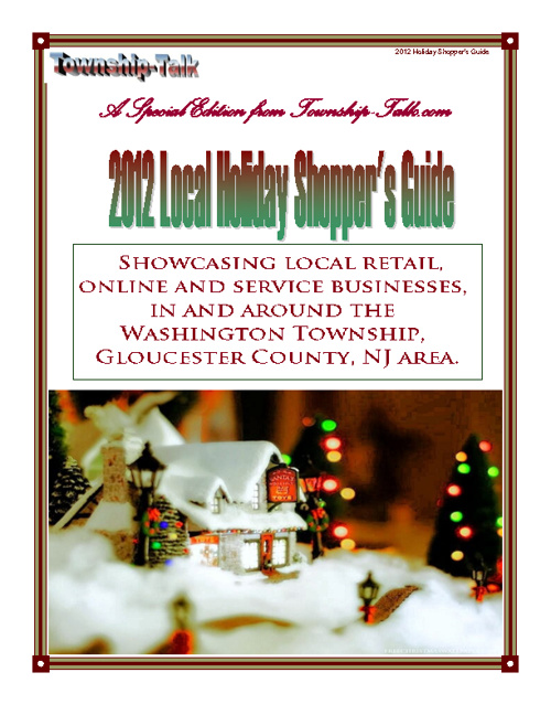 2012 LOCAL HOLIDAY SHOPPERS GUIDE