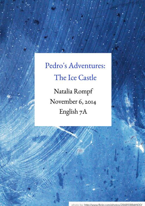 Pedro's Adventures