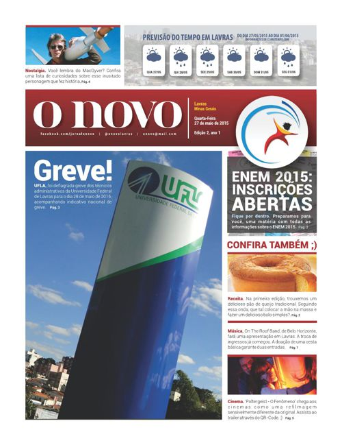 Jornal O NOVO - 02