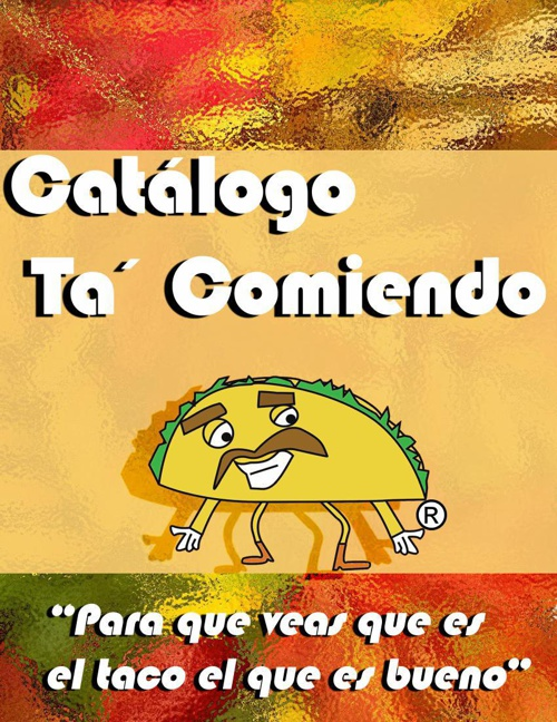 Catálogo Ta Comiendo