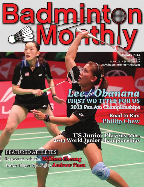 Badminton Monthly Issue #2