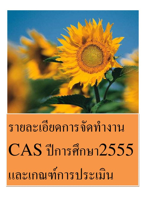 CAS 2555