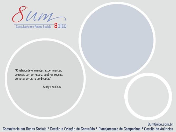 Copy of Conheça a 8um8oito