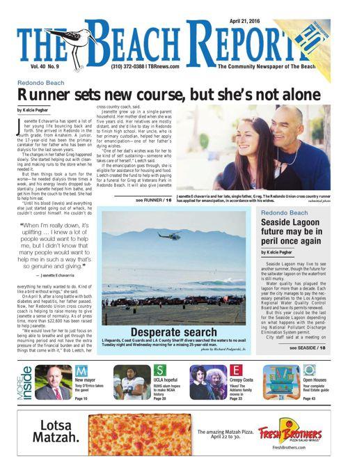 The Beach Reporter | April 21, 2016