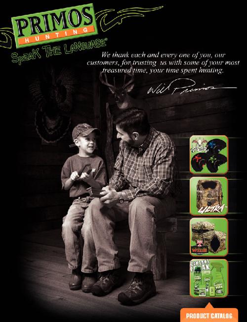 2012 Primos Hunting Catalog