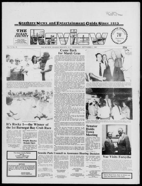 Review September 1983