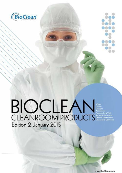 BioClean Brochure 2015