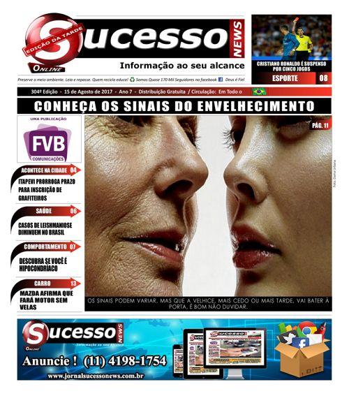 Jornal Sucesso News - Edição - 304 ONLINE