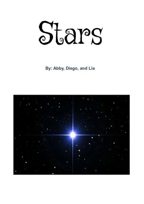 Stars - Mrs. Haitz