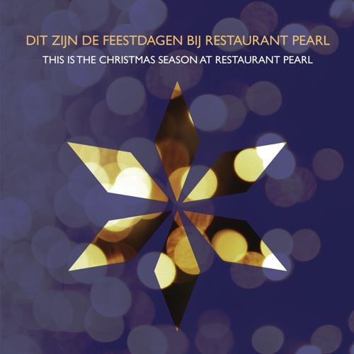 Restaurant Pearl Christmas Brochure