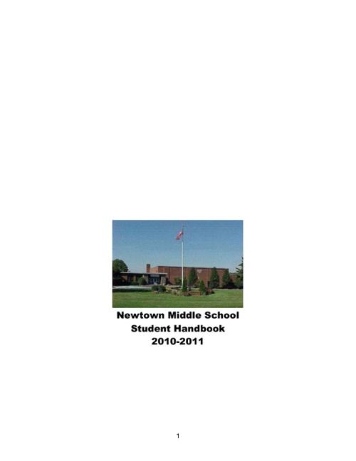 NMS Student Handbook