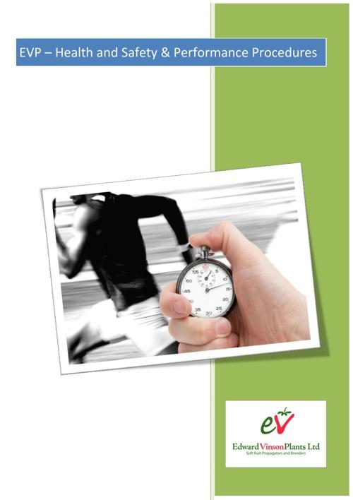 Health & Safety Procedures