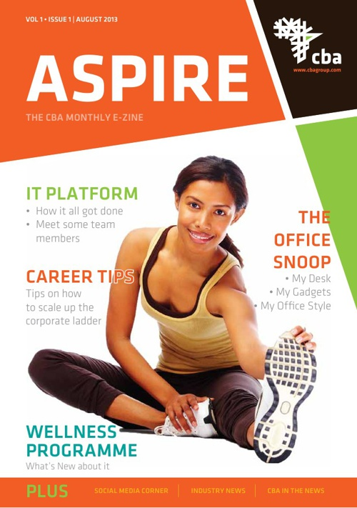 Aspire Magazine Issue 1