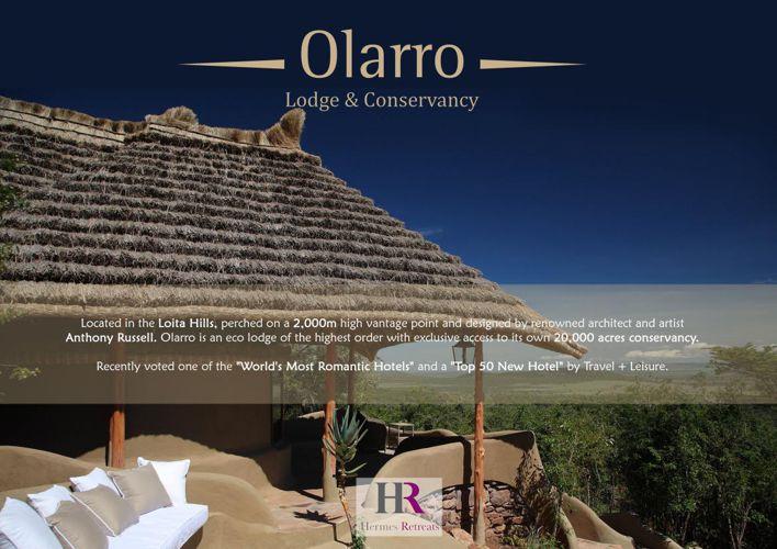 Olarro Fact Sheet