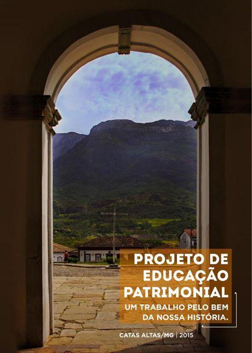 Cartilha - Patrimônio Histórico
