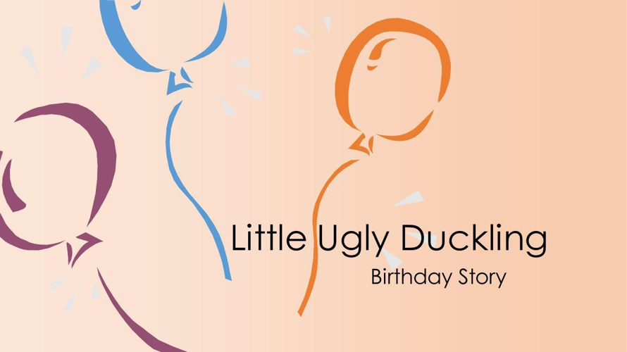 Little Ugly Duckling