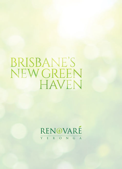 Renovare' Yeronga - Brisbane's New Green Haven