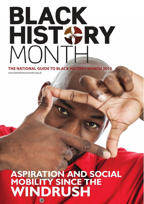 Black History Month Magazine 2013