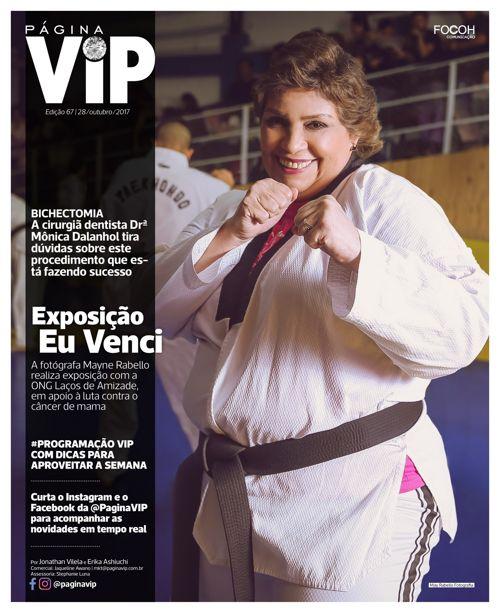 Leia ONLINE o caderno Página VIP de 28/10/2017