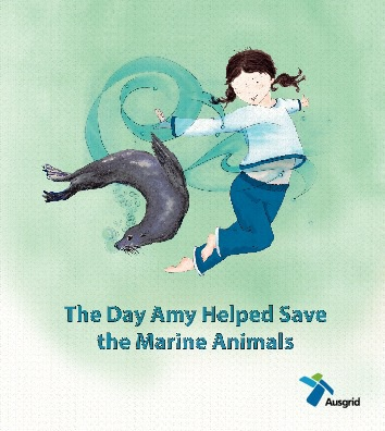 The day Amy helped save the Marine animals