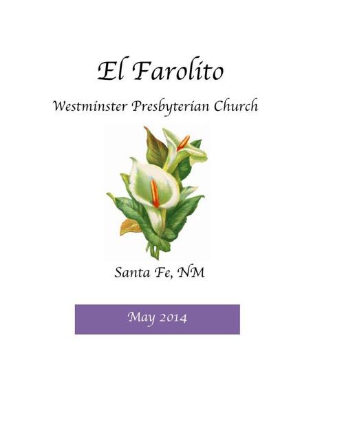 May 2014 Farolito